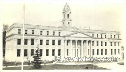 New City Hall - East Orange, New Jersey NJ Postcard