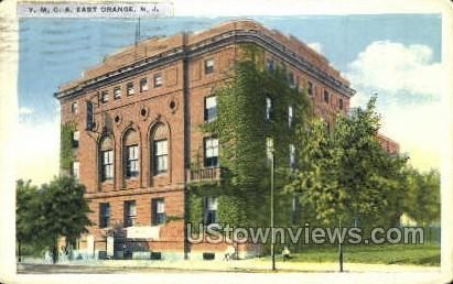 Ymca - East Orange, New Jersey NJ Postcard