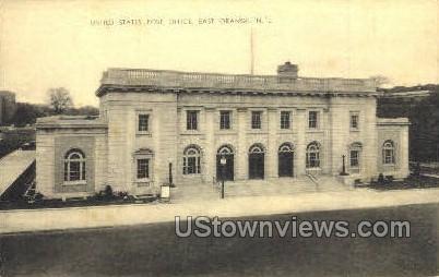 United States Post Office - East Orange, New Jersey NJ Postcard