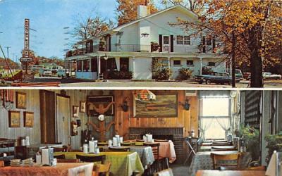 Kountry Kitchen Elmer, New Jersey Postcard