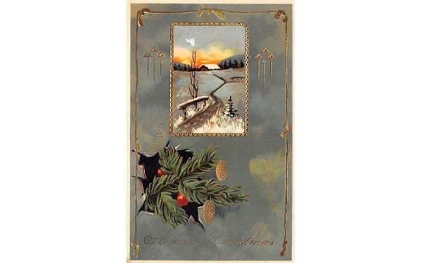Hoboken Trust Company New Jersey Postcard
