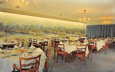 The Mystic Dinging Room Jamesburg, New Jersey Postcard