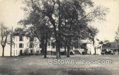 St Marys Summer Home  - Keyport, New Jersey NJ Postcard