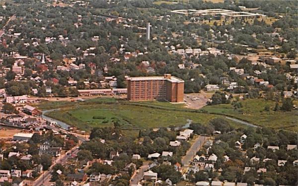 Keyport Legion Apartments, INC. New Jersey Postcard