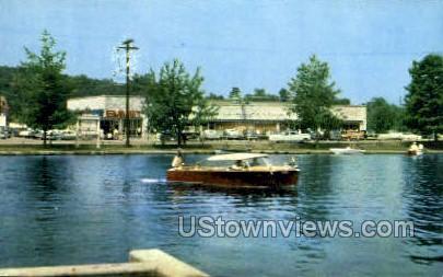 Landing  - Lake Hopatcong, New Jersey NJ Postcard