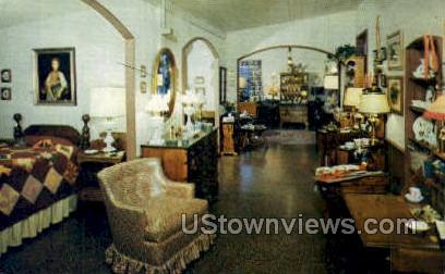 The Lennox Shops  - Lambertville, New Jersey NJ Postcard