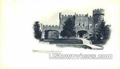 Residence  - Lakewood, New Jersey NJ Postcard