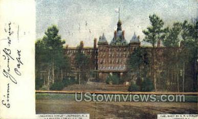 Lakewood Hotel - New Jersey NJ Postcard