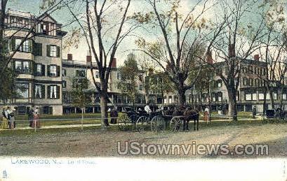 Laurel House  - Lakewood, New Jersey NJ Postcard