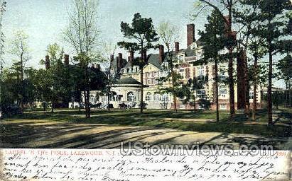 Laurel In The Pines - Lakewood, New Jersey NJ Postcard