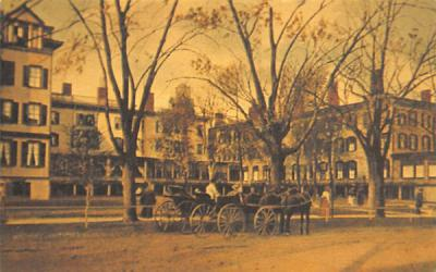 The Laurel House Lakewood , New Jersey Postcard