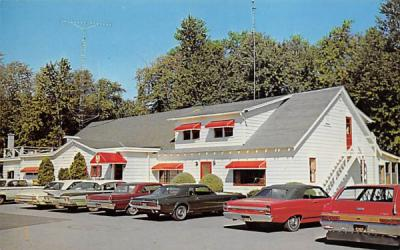 Lakewood Rod & Gun Club New Jersey Postcard