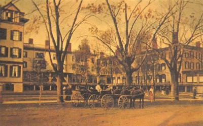 The Laurel House, Reproduction Lakewood , New Jersey Postcard