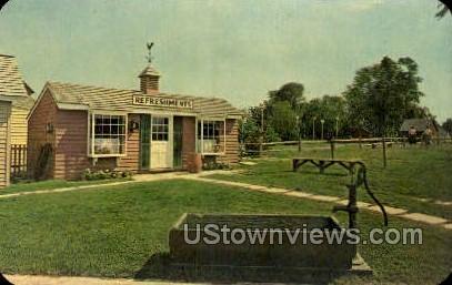Smithville Inn  - Absecon, New Jersey NJ Postcard