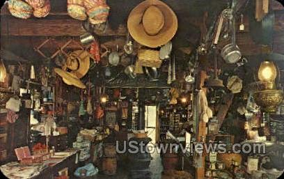 The Levi Hand Store  - Absecon, New Jersey NJ Postcard