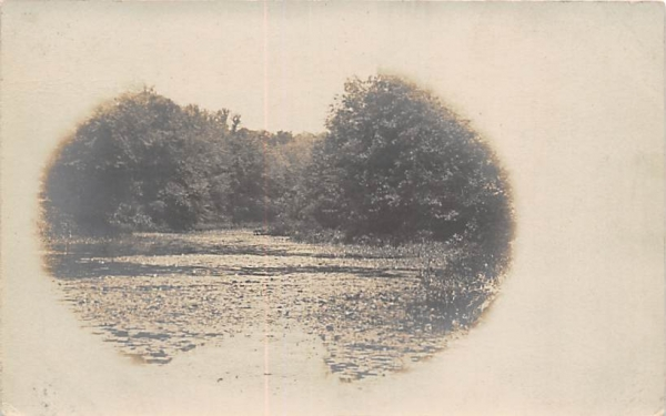 Photo of water Misc, New Jersey Postcard