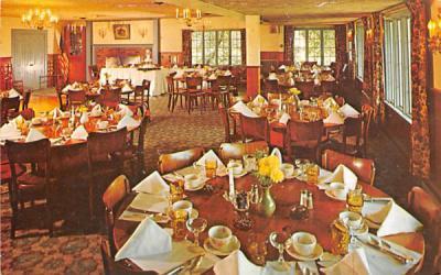 King George Inn Mt Bethel, New Jersey Postcard