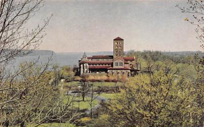 The Cloisters in Fort Tryon Park Misc, New Jersey Postcard