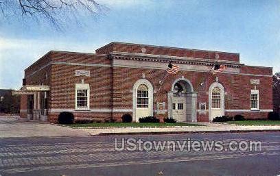 Bank Of Nutley  - New Jersey NJ Postcard