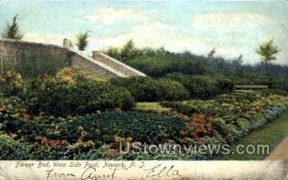 West Side Park - Newark, New Jersey NJ Postcard