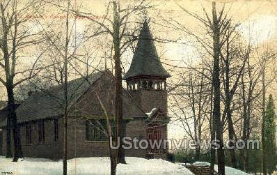 St Stephens Church - Newark, New Jersey NJ Postcard
