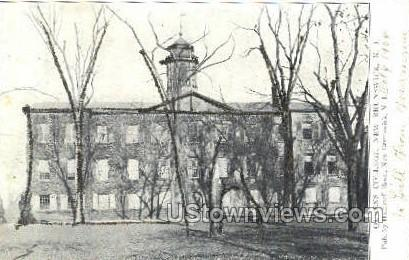 Queens College - New Brunswick, New Jersey NJ Postcard