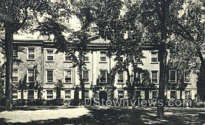Old Queens Rutgers College - New Brunswick, New Jersey NJ Postcard