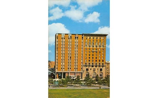 The Robert Treat Hotel,