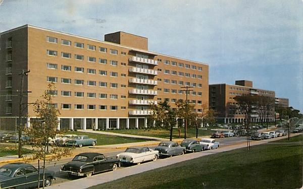 Rutgers, The State University New Brunswick, New Jersey Postcard