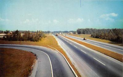 The New Jersey Turnpike Postcard