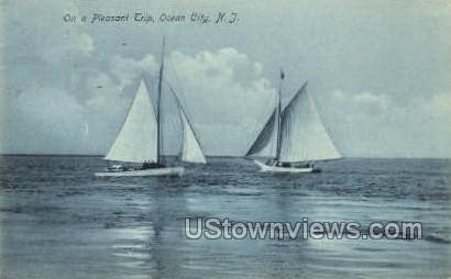 Ocean City, New Jersey, NJ Postcard