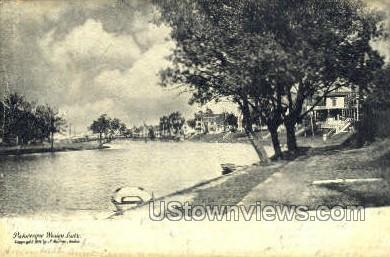 Wesley Lake - Ocean City, New Jersey NJ Postcard