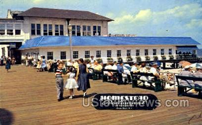 Homestead  - Ocean Grove, New Jersey NJ Postcard