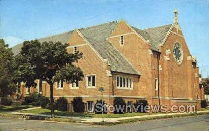 St Pauls Methodist Church - Ocean Grove, New Jersey NJ Postcard