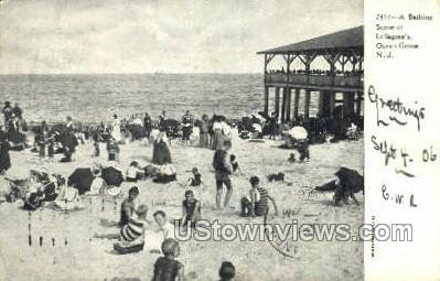 Lillagore'S Pavilion - Ocean Grove, New Jersey NJ Postcard