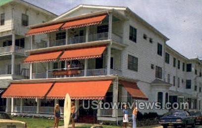 Shawmont Hotel - Ocean Grove, New Jersey NJ Postcard
