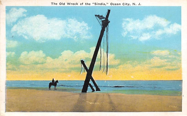 The Old Wreck of the