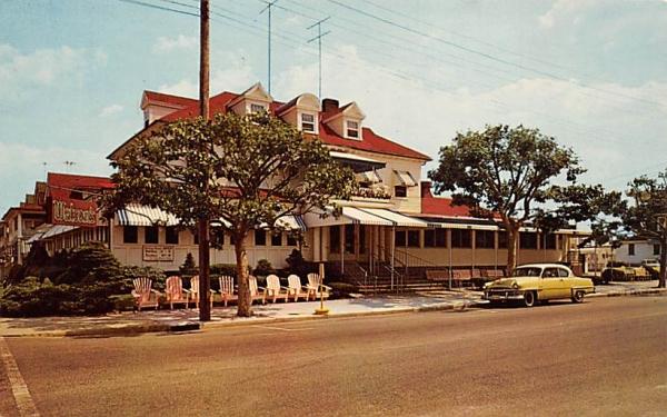 Watson's Restaurant Ocean City, New Jersey Postcard
