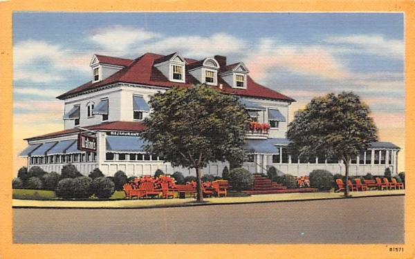 Watson's Coffee Shop Ocean City, New Jersey Postcard