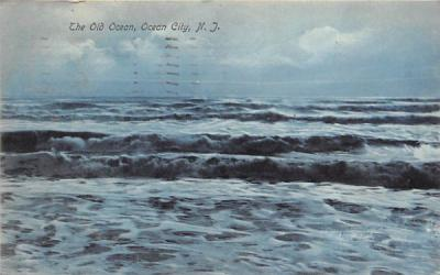 The Old Ocean Ocean City, New Jersey Postcard