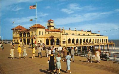 The Ocean City Music Pier New Jersey Postcard