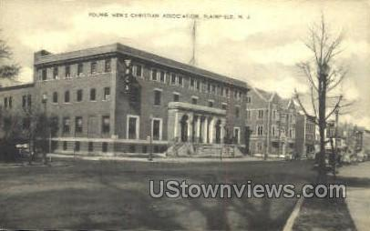 Young Men's Christian Associtation - Plainfield, New Jersey NJ Postcard