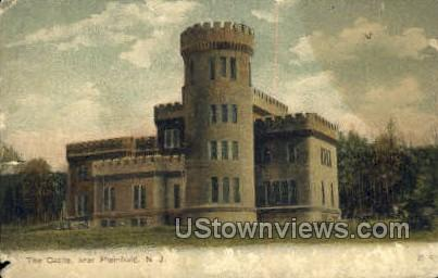 The Castle - Plainfield, New Jersey NJ Postcard