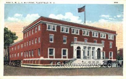 Ymca - Plainfield, New Jersey NJ Postcard