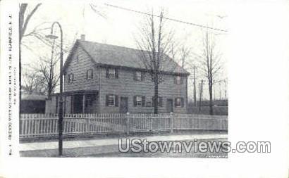 Friends Meting House - Plainfield, New Jersey NJ Postcard