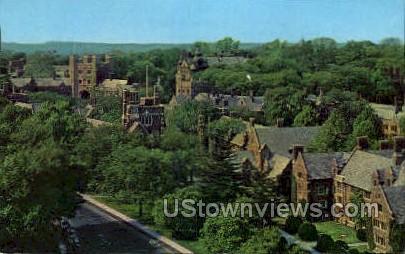 University - Princeton, New Jersey NJ Postcard