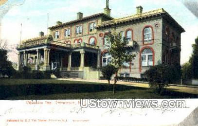 Princeton Inn - New Jersey NJ Postcard