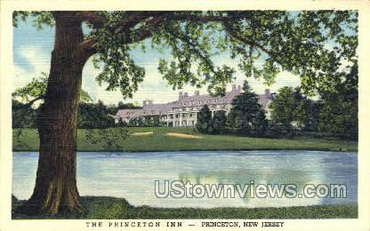The Princeton Inn - New Jersey NJ Postcard