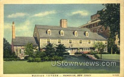 Nassau Tavern - Princeton, New Jersey NJ Postcard