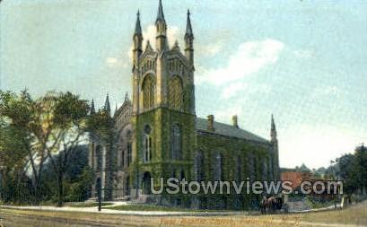 Princeton, New Jersey, NJ Postcard